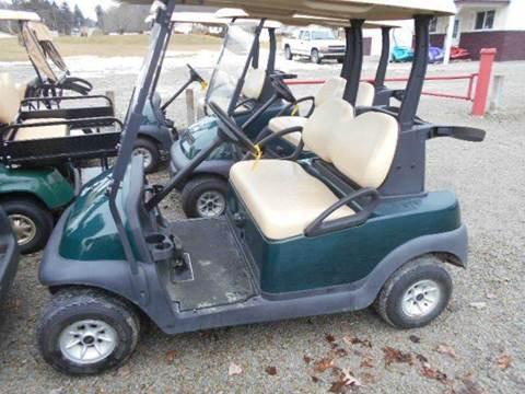 2012 Club Car Golf Cart Precedent 48 Volt