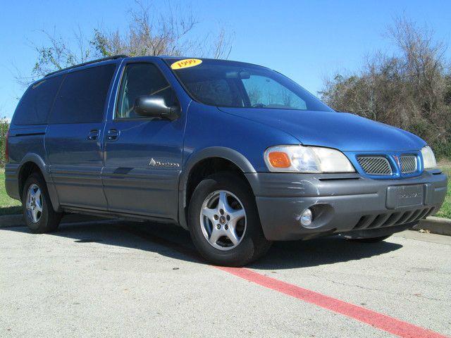 1999 Pontiac Montana For Sale