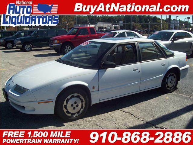 1993 Saturn S-Series