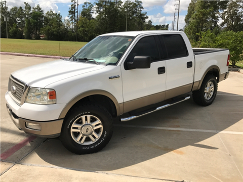 2004 Ford F-150 for sale in Humble, TX