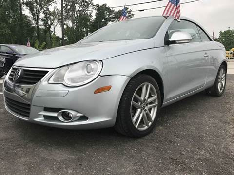 2008 Volkswagen Eos for sale in Humble, TX