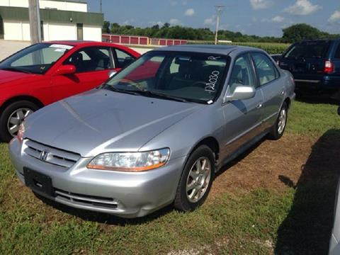 2002 Honda Accord for sale in Taylorville, IL
