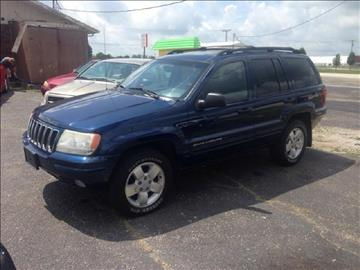 2001 Jeep Grand Cherokee for sale in Taylorville, IL