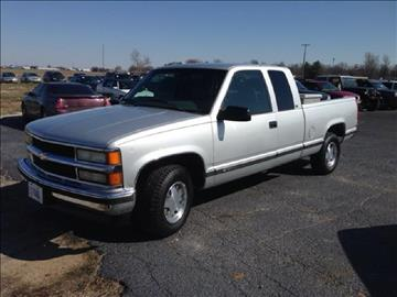 1997 Chevrolet C/K 1500 Series for sale in Taylorville, IL