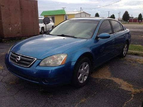 2003 Nissan Altima for sale in Taylorville, IL