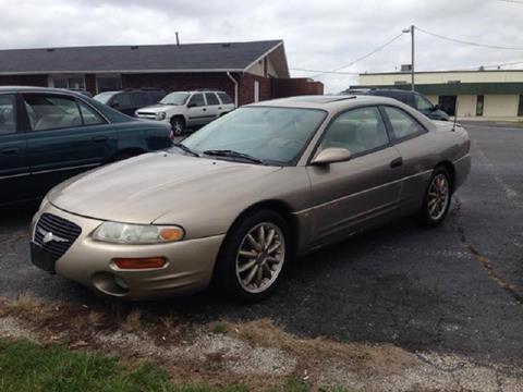 2000 Chrysler Sebring for sale in Taylorville, IL