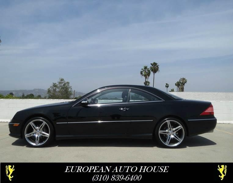 2006 mercedes benz cl class cl500 sport amg package in los for 2006 mercedes benz cl500