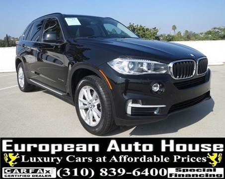 2014 BMW X5 for sale in Los Angeles, CA