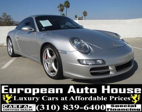 2006 Porsche 911 for sale in Los Angeles, CA
