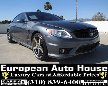 2007 Mercedes-Benz CL-Class for sale in Los Angeles, CA