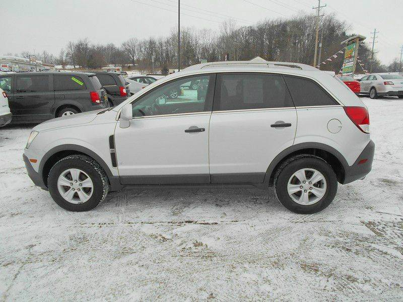 2009 saturn vue awd xe v6 4dr suv in jackson mi save at. Black Bedroom Furniture Sets. Home Design Ideas