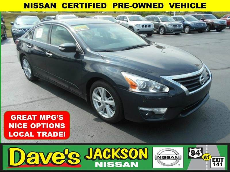 2015 NISSAN ALTIMA 25 SV 4DR SEDAN blue 3000 push pull or drag reflected in the price listed