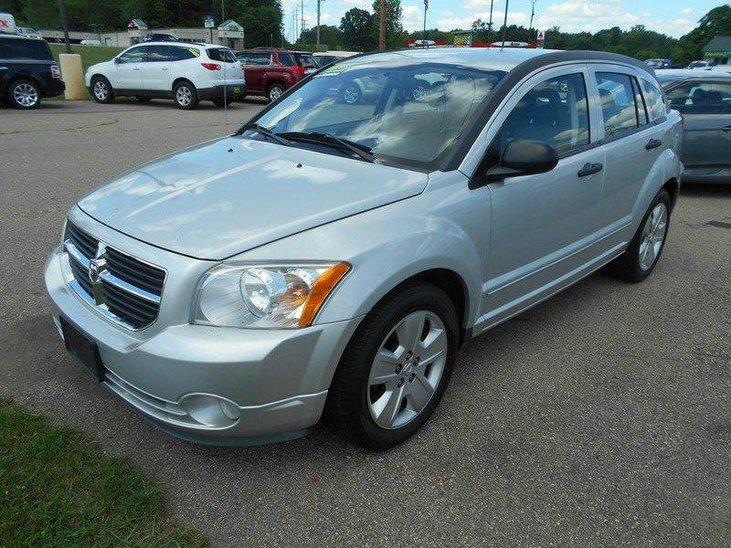 2008 DODGE CALIBER SXT 4DR WAGON silver fresh vehicle clean inside and out more pictures coming