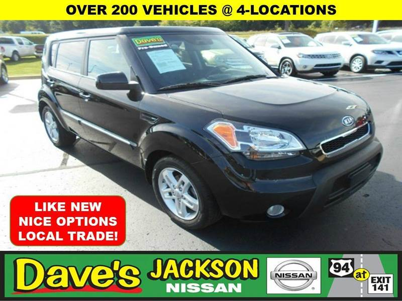 2011 KIA SOUL  4DR WAGON black 3000 push pull or drag reflected in the price listed  your t
