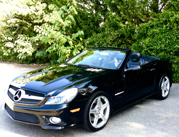 2009 mercedes benz sl class sl550 2dr convertible in for Mercedes benz of marietta