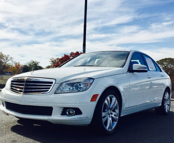 2010 mercedes benz c class c300 luxury 4dr sedan in