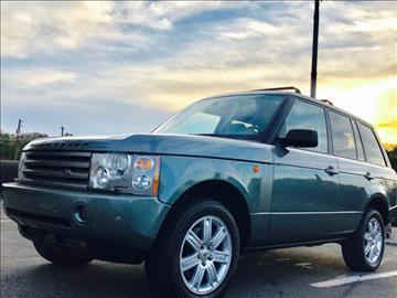 2004 Land Rover Range Rover for sale in Marietta, GA