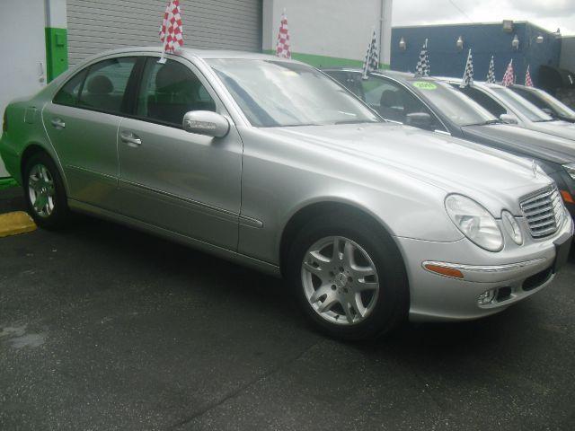 2005 MERCEDES-BENZ E-CLASS E320 4MATIC AWD 4DR SEDAN silver wow one owner clean carfax 4mati