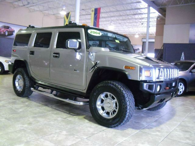 2005 HUMMER H2 BASE 4WD 4DR SUV gray abs - 4-wheel alloy wheels anti-theft system - alarm axle