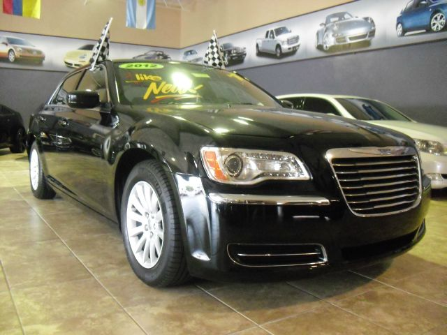 2012 CHRYSLER 300 BASE 4DR SEDAN black call us to schedule your test drive today or visit us on t