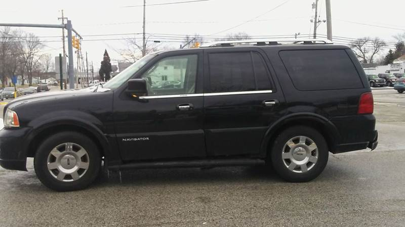 2005 lincoln navigator luxury 4wd 4dr suv in eastlake oh. Black Bedroom Furniture Sets. Home Design Ideas