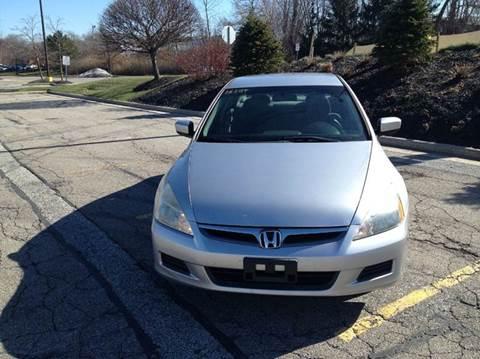 2007 Honda Accord for sale in Eastlake, OH