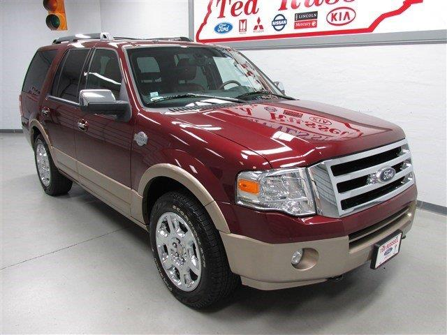 Used 2013 Ford Expedition King Ranch in Knoxville TN at