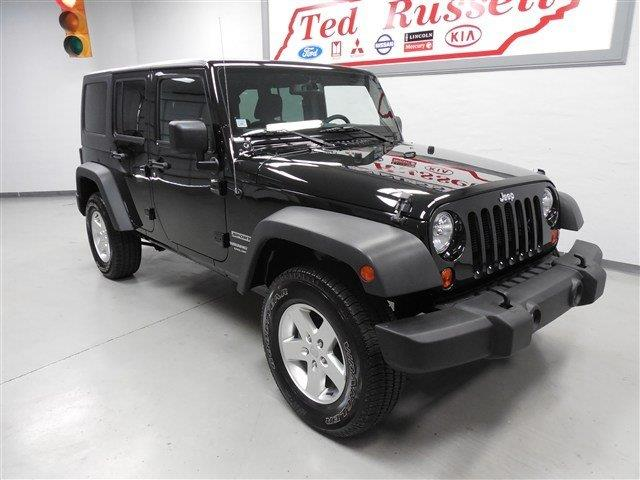 Used Jeep Wrangler For Sale Carsforsale Com