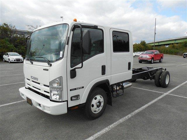 2014 Isuzu NPR GAS CREW for sale in Knoxville TN