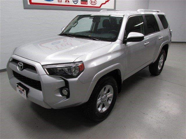 Used 2014 Toyota 4Runner SR5 RWD in Knoxville TN at Ted