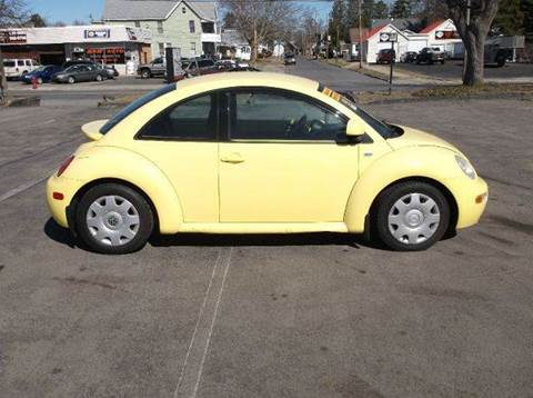 2000 Volkswagen New Beetle for sale in Schenectady, NY