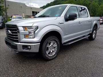 2015 Ford F-150 for sale in Logan, WV
