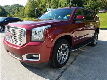 2016 GMC Yukon for sale in Logan, WV