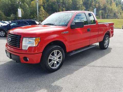 2014 Ford F-150 for sale in Logan, WV