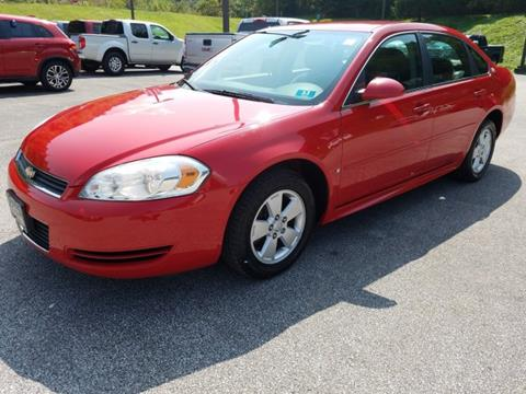 2009 Chevrolet Impala for sale in Logan, WV