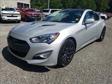 2014 Hyundai Genesis Coupe for sale in Logan, WV