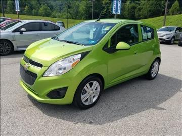 2014 Chevrolet Spark for sale in Logan, WV