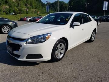 2015 Chevrolet Malibu for sale in Logan, WV