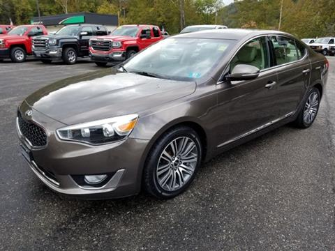 2014 Kia Cadenza for sale in Logan, WV
