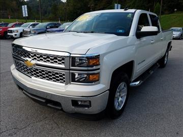 2015 Chevrolet Silverado 1500 for sale in Logan, WV