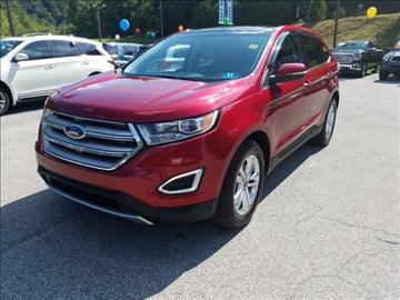 2015 Ford Edge for sale in Logan, WV