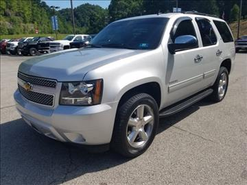 2014 Chevrolet Tahoe for sale in Logan, WV