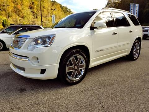 2012 GMC Acadia for sale in Logan, WV