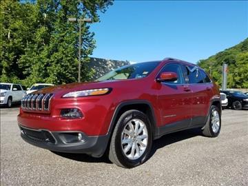 2015 Jeep Cherokee for sale in Logan, WV