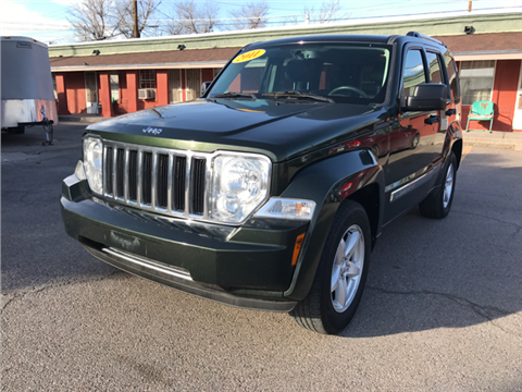 2011 Jeep Liberty for sale in El Paso, TX