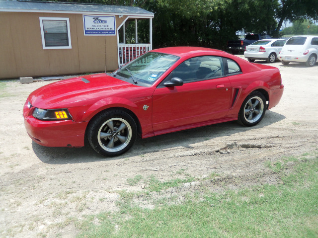 1999 Ford Mustang Base 2dr STD Coupe