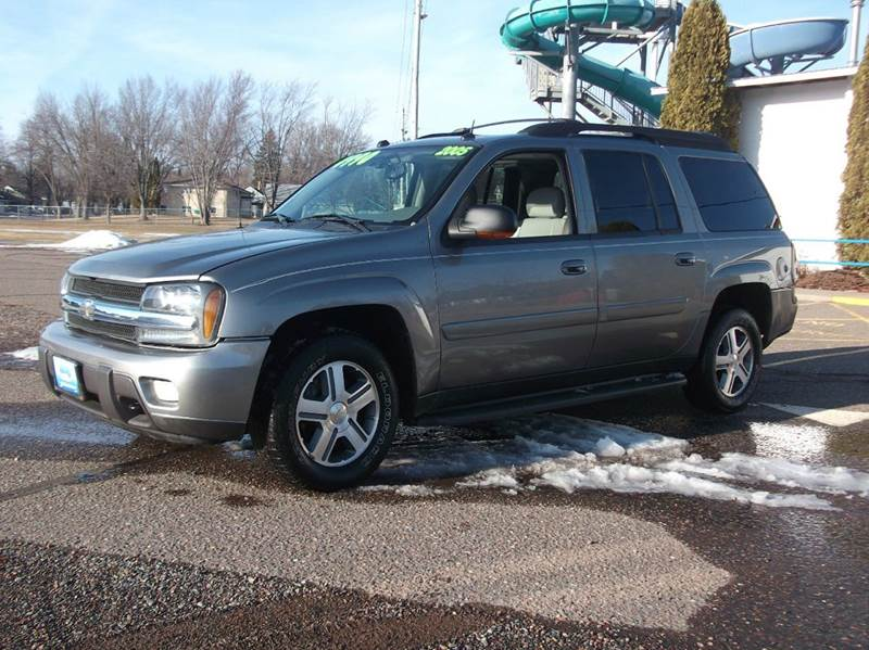 2005 chevrolet trailblazer ext lt lt 4wd 4dr suv in grand meadow mn rubes auto. Black Bedroom Furniture Sets. Home Design Ideas