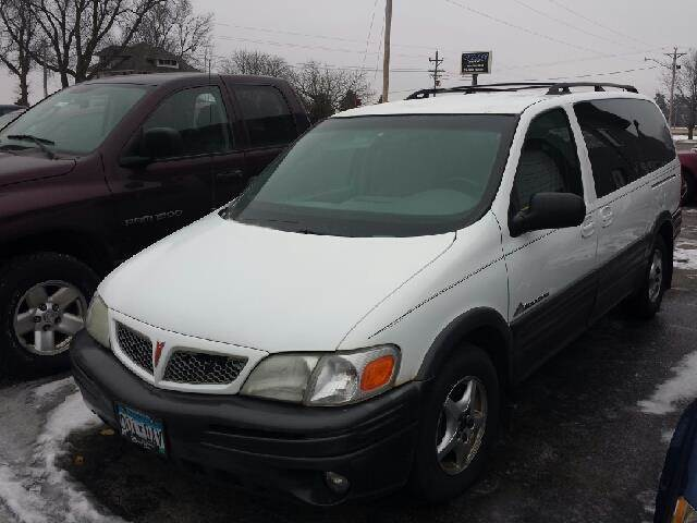 2002 pontiac montana fwd 4dr ext minivan in grand meadow. Black Bedroom Furniture Sets. Home Design Ideas