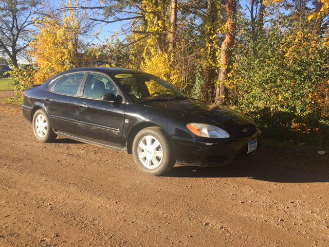 2005 ford taurus sel 4dr sedan in grand meadow mn rubes auto. Black Bedroom Furniture Sets. Home Design Ideas
