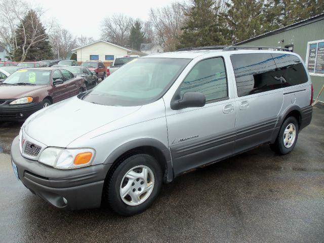 2002 pontiac montana base fwd 4dr ext minivan in mora mn. Black Bedroom Furniture Sets. Home Design Ideas